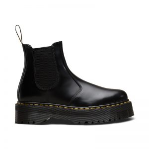 На фото челси Dr.Martens 2976 Quad Black Smooth